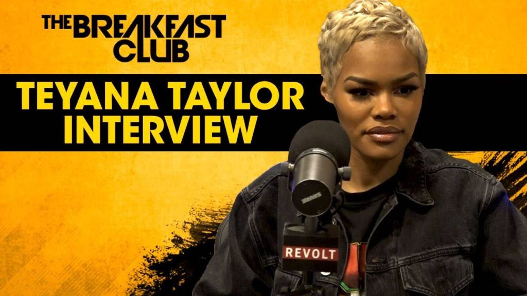 Teyana Taylor On Her New VH1 Show, Raising Baby Junie, Janet Jackson, & More w/The Breakfast Club (@TeyanaTaylor)