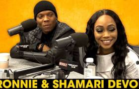 Ronnie & Shamari DeVoe On Maintaining Their Marriage, Open Relationships, RHOA, & More w/The Breakfast Club