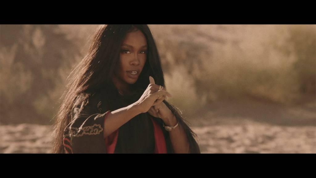 #Video: SZA feat. Kendrick Lamar - Doves In The Wind (@SZA @KendrickLamar)
