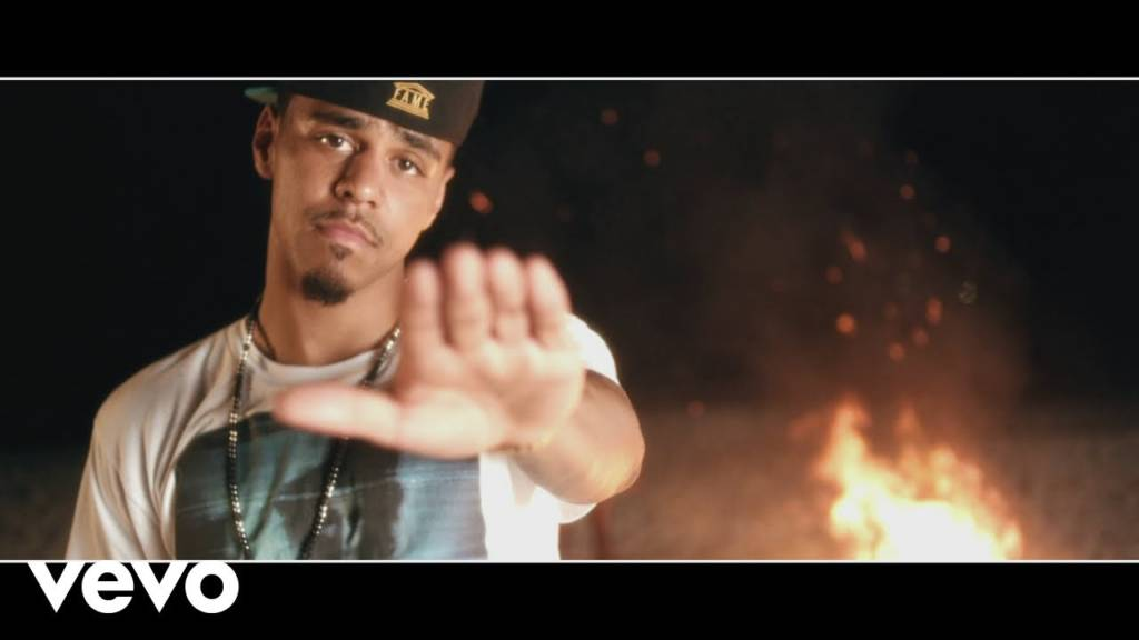 J. Cole Reuploads Video For Throwback Track 'Can't Get Enough' feat. Trey Songz