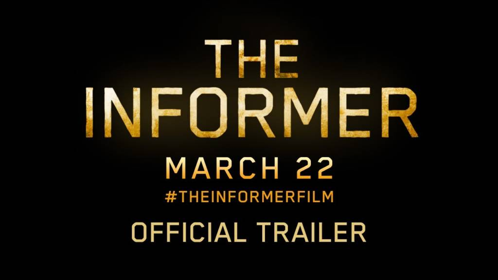 1st Trailer For 'The Informer' Movie Starring Joel Kinnaman & Common