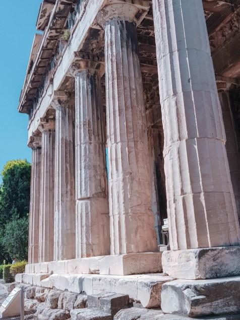 Tempel des Hephaestus