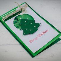 Weihnachtskarte No. 3-12