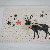 Weihnachtskarte No.1-13