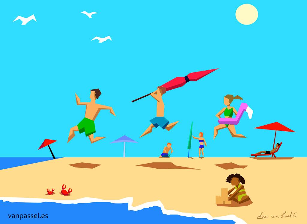 En modo Vacaciones - Comienzo de las vacaciones