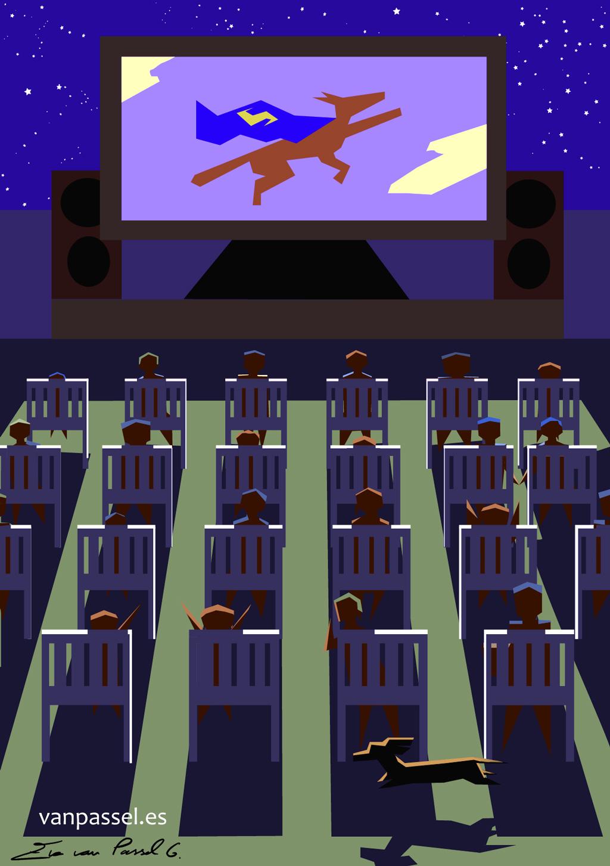 Los sueños cines son   Cine de verano