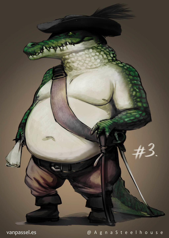 Croc the Crocodile