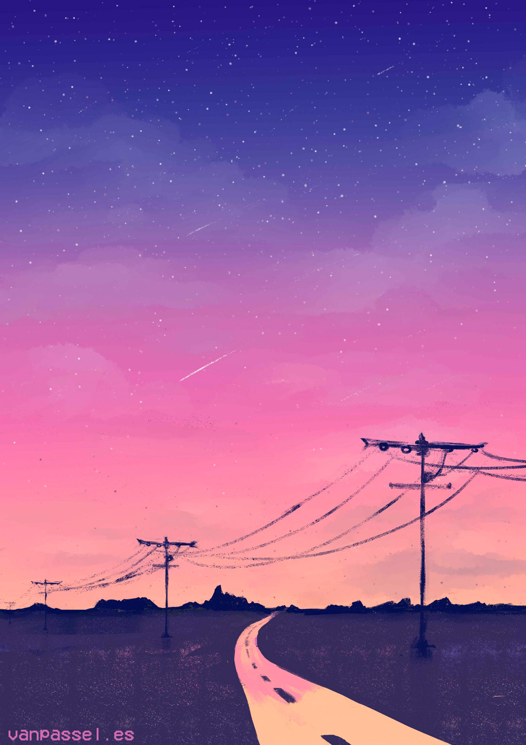 Drawing pink sky scaled Drawing