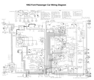 1949 1951 Ford Dash Wiring Diagram | Wiring Library