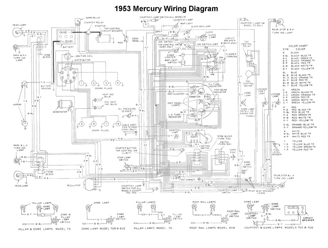 G2 Evinrude Key Switch Wiring Diagram