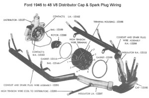 Flathead Parts DrawingsEngines