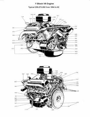 1936 Ford V8 Engine Diagram | Wiring Library