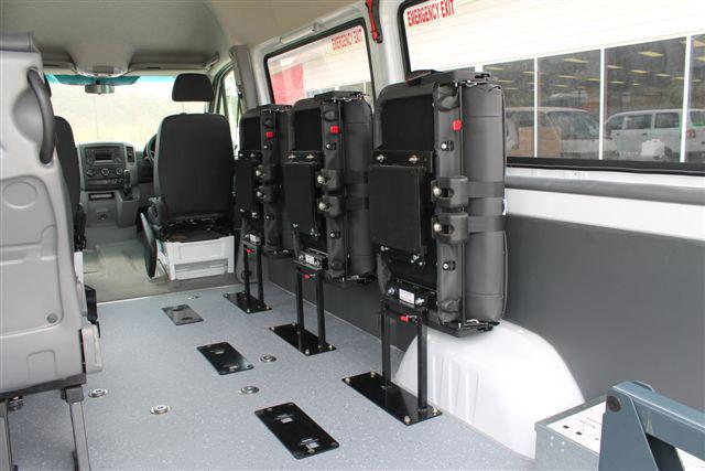 Wheelchair Van Rentals Accessible Features