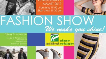 fashion show van rijbroek