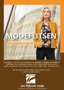 Modeflitsen Van Rijbroek