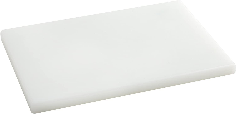 tabla para cortar blanca