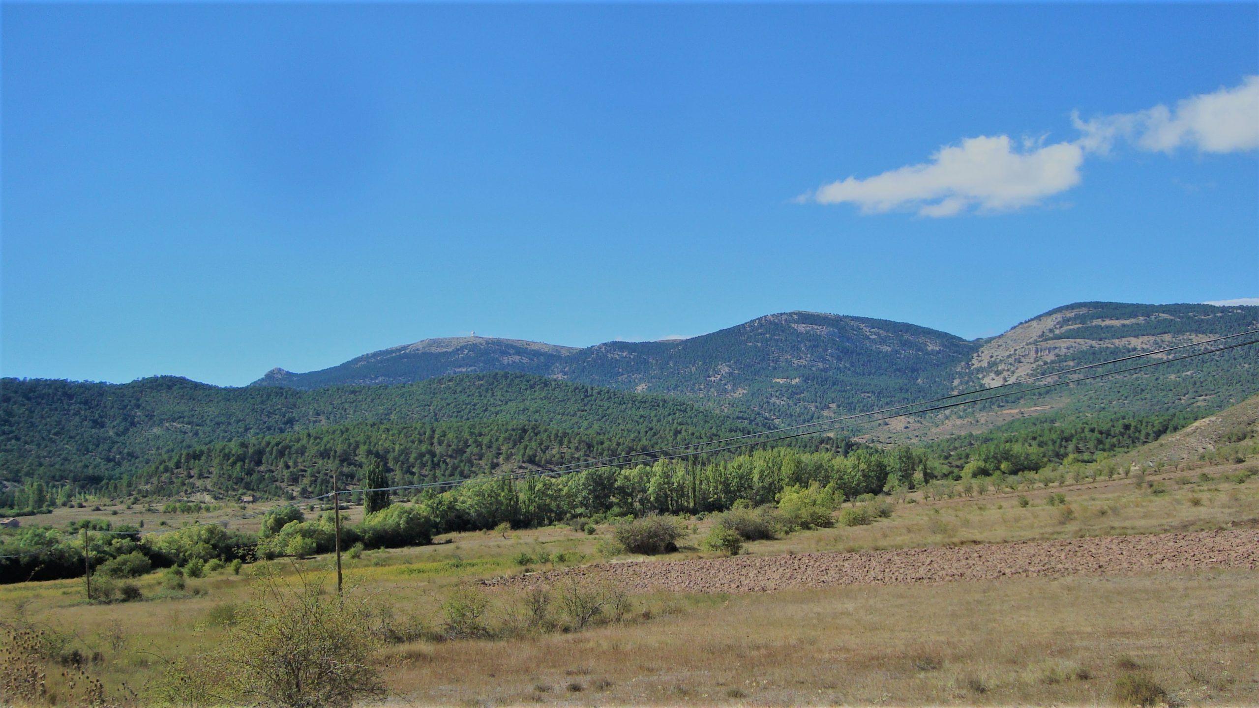 Sierra de Javalambre y Observatorio, Teruel