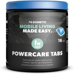 dometic powecare tabs wc quimico