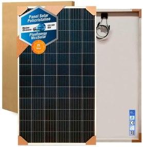 panel solar rígido 330W caravana