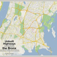 Unbuilt Highways of New York City and Robert Moses