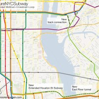 The futureNYCSubway: Manhattan-bound G Train
