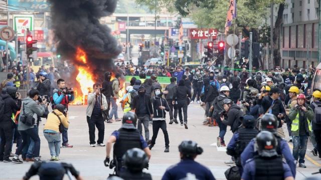 不許動軍隊 傳香港暴亂習近平作了幾點重要批示 - 時事新聞 - 溫哥華天空 - Vansky