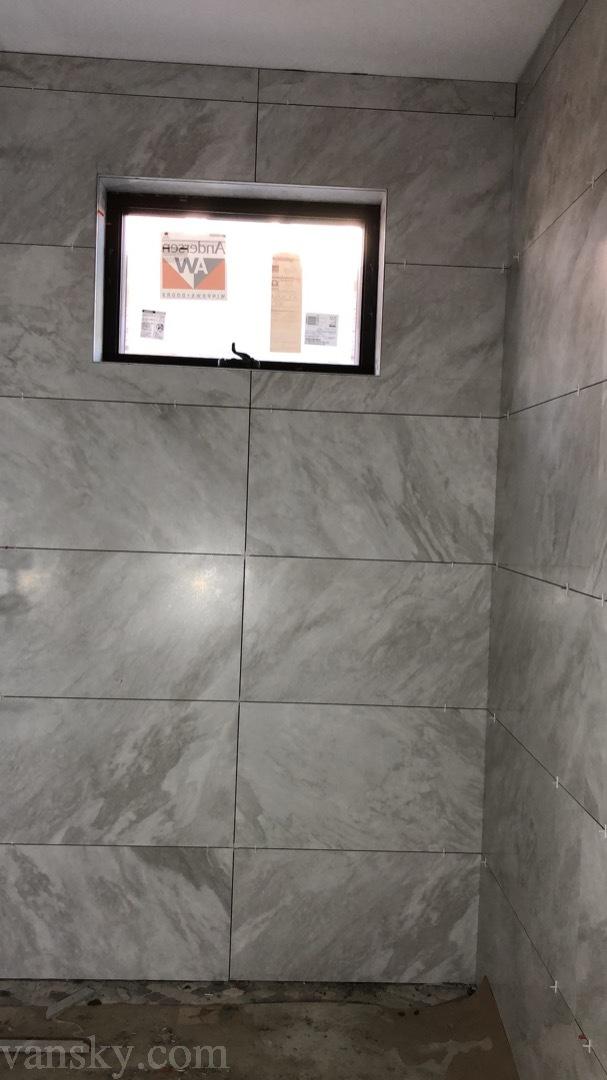 溫哥華求職 泥水師傅 貼瓷磚 貼石頭 貼泡膜EPS 淋浴間防水,擅長大尺寸瓷磚安裝 - 溫哥華天空 - Vansky.com
