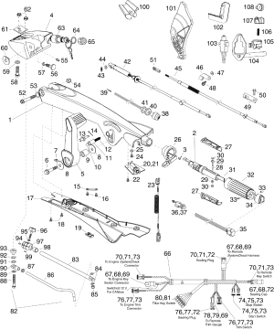 Evinrude 225 E Tec Ignition Switch Wiring Diagram | Wiring