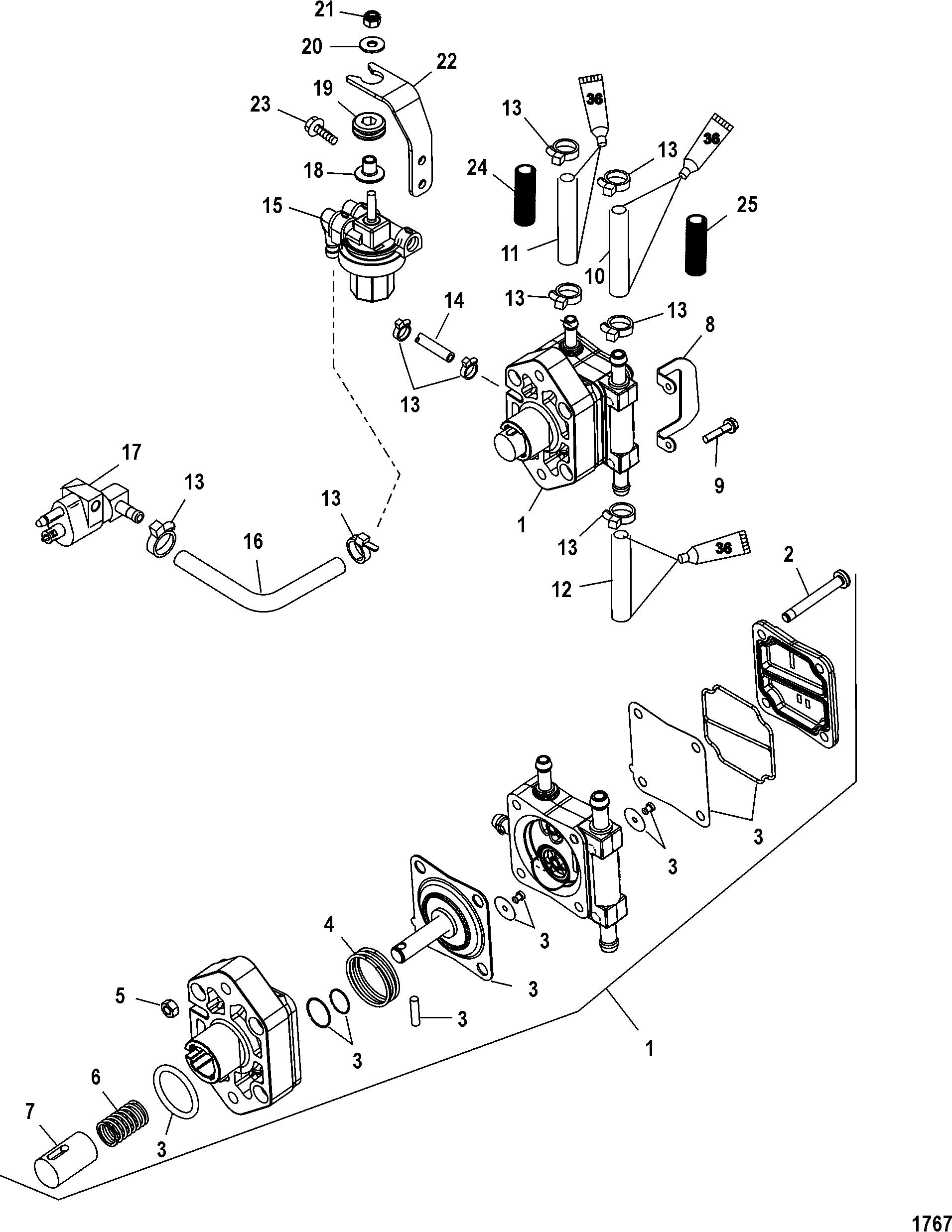 Mercruiser Trim Gauge Wiring Diagram Details | Avecdd Unix on