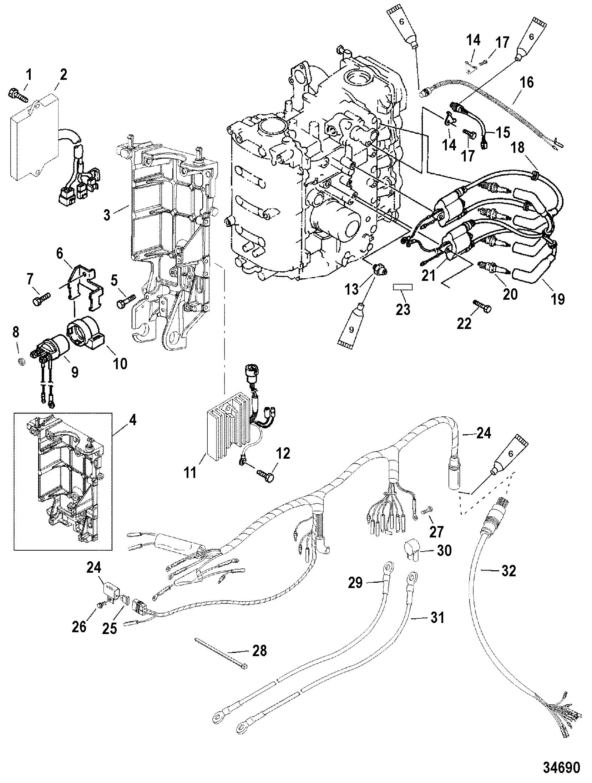 Mercury Bigfoot Wiring Diagram