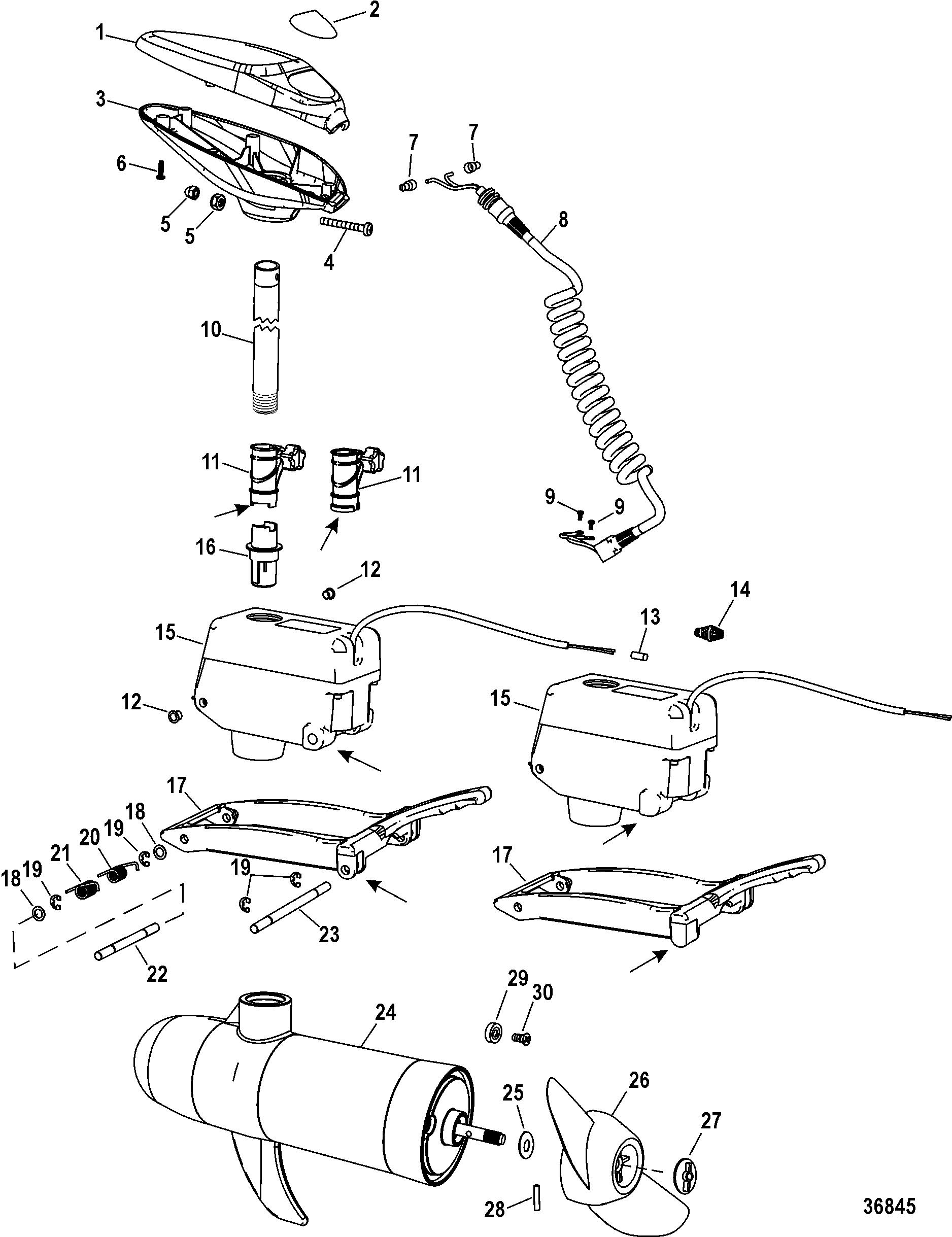 Motorguide Wireless Trolling Motor Owners Manual