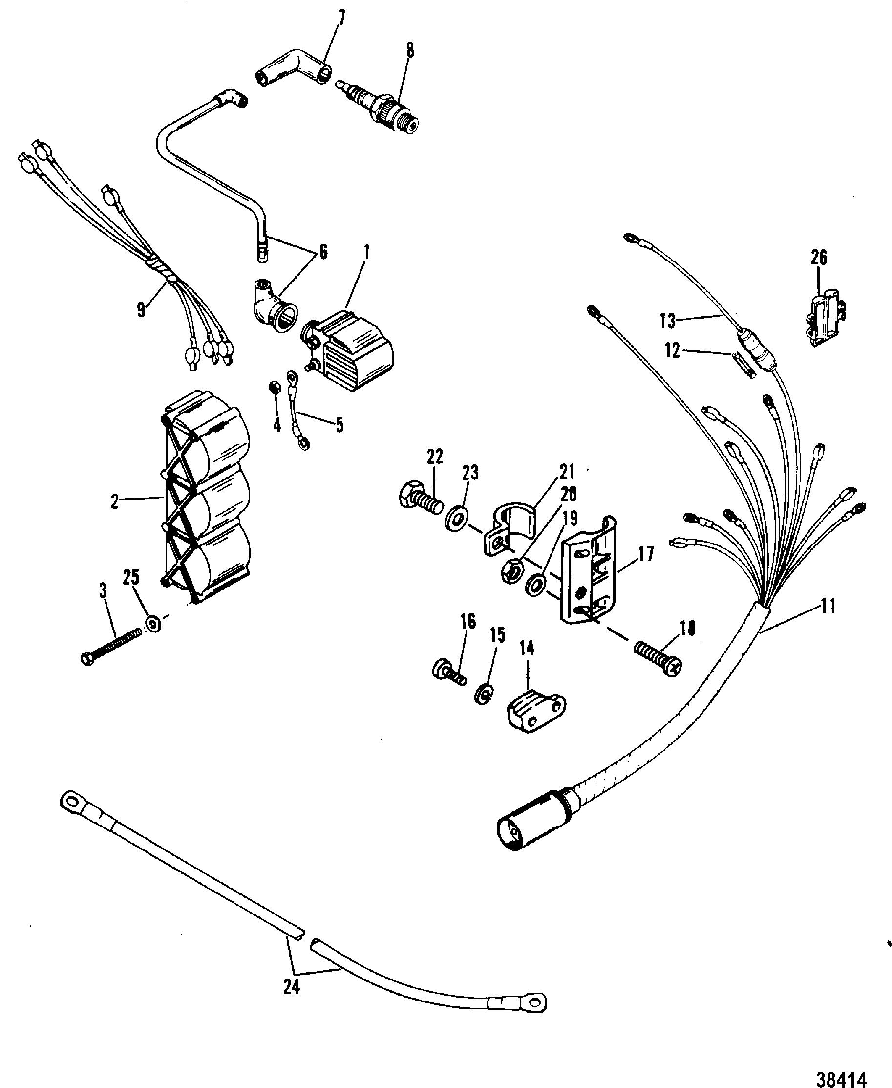 Mercury 115 4 Stroke Wiring Diagram - Diagrams Catalogue