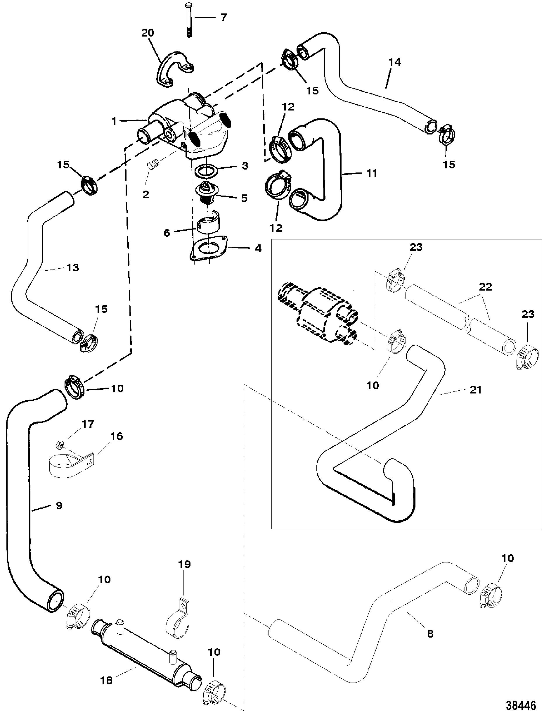 43 gm coolant flow diagram wiring diagram database 38446 43 gm coolant flow diagramhtml