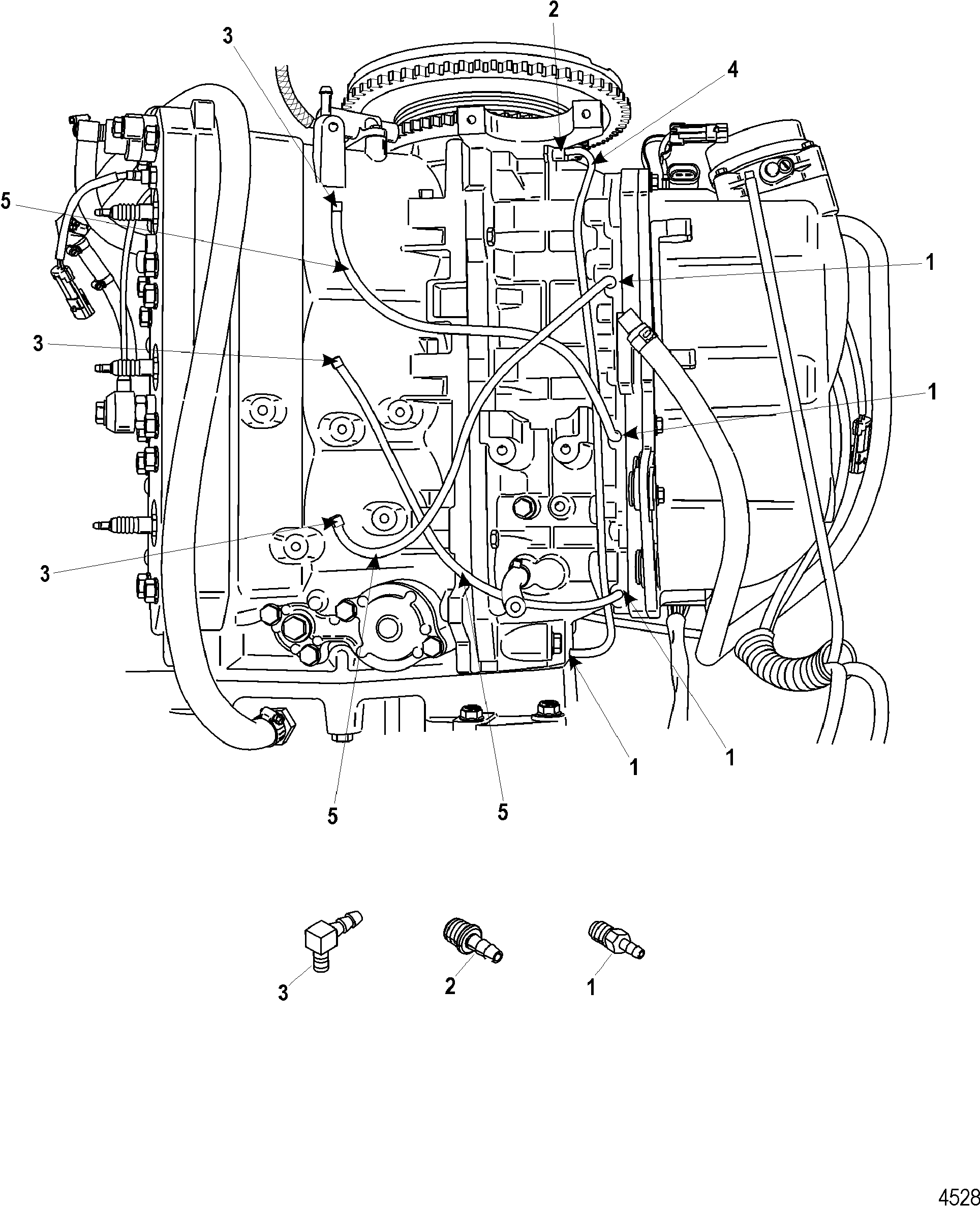 150 Hp Mercury Outboard Wiring Diagram