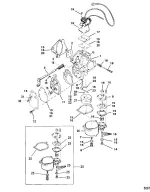 Mercury Outboard Motor Parts Diagram  impremedia