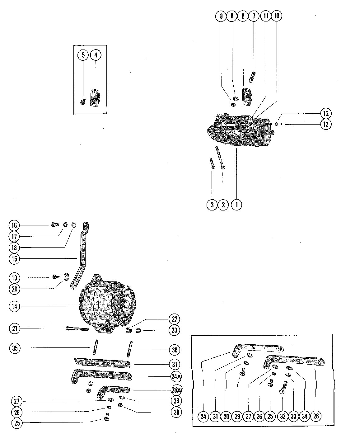 Mercruiser 160 Wiring Diagram