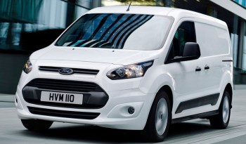 Ford Transit Connect 240 L2 1.5 TDCi 120ps Limited