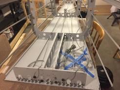 Aft fuselage wiring