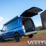 Tailored Blackout Curtain Black Tailgate Window Vw T5 T6 Vanstyle
