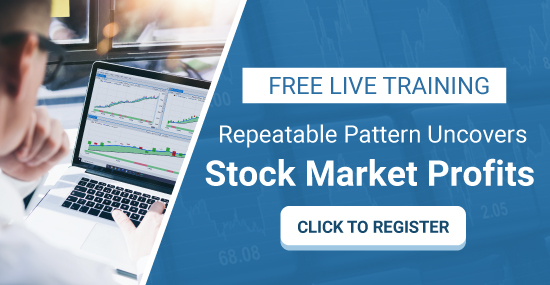 Free Live Training | Repeatable Pattern Uncovers Stock Market Profits