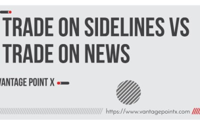 Trade on Sidelines Vs Trade on News: