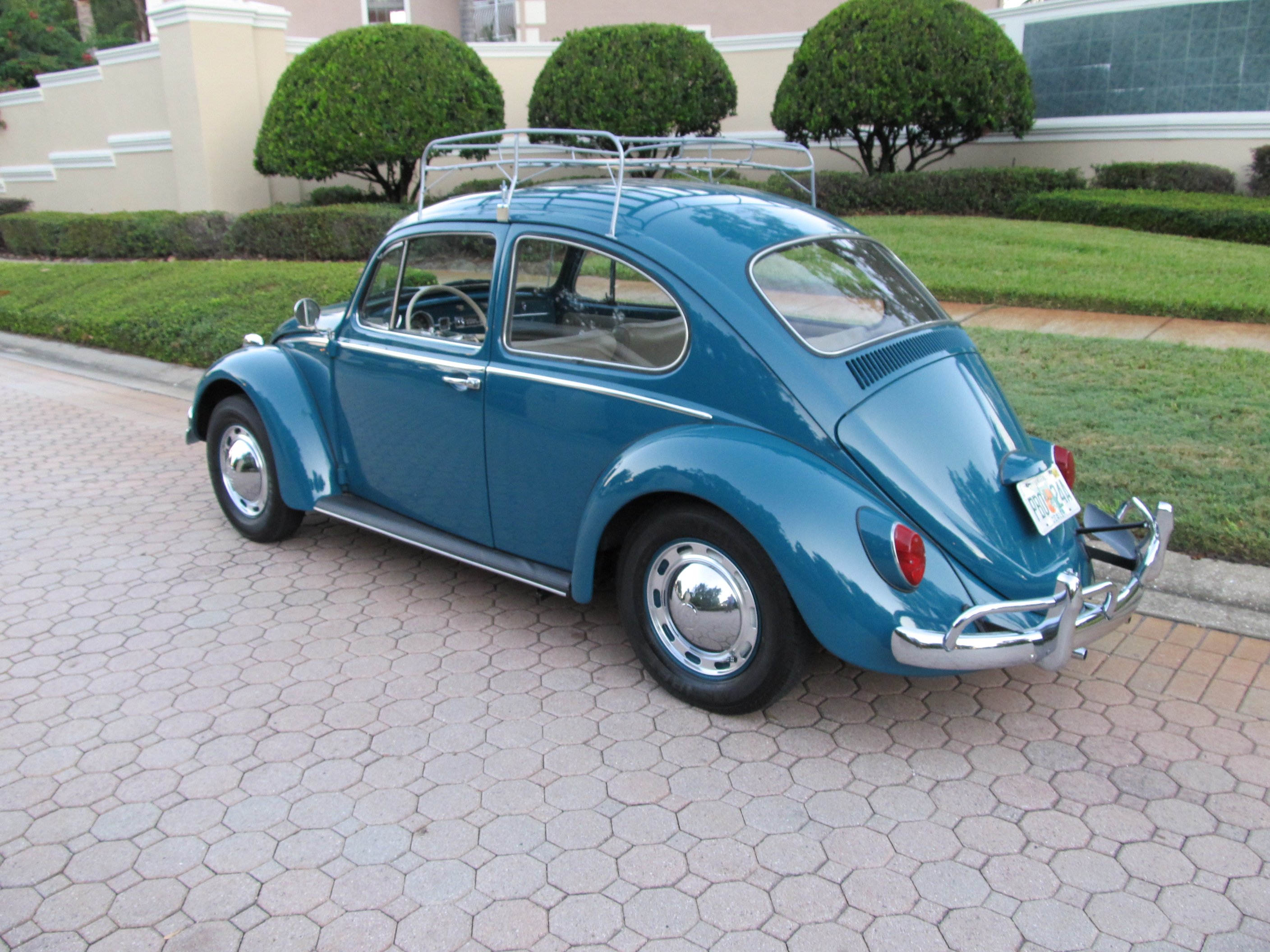 1965 Volkswagen Beetle   Sunroof Model  SOLD    Vantage Sports Cars     1965 Volkswagen Beetle     Sunroof Model  SOLD