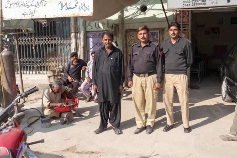 Policejní eskorta