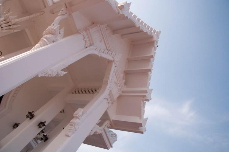 Thajský chrám v Lumbini