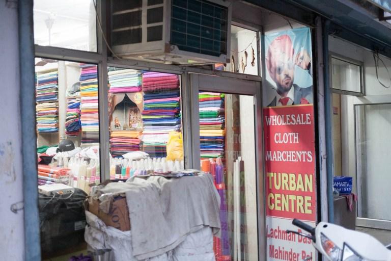 Obchod s turbany