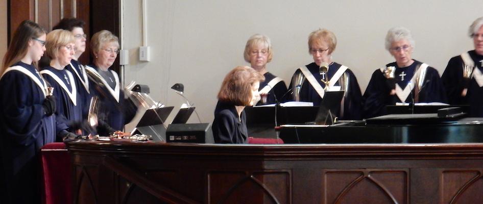 Van Wert First United Methodist Church Handbell Choir