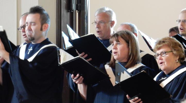 Van Wert First United Methodist Church Chancel Choir