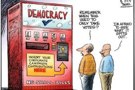 Corporate Campaign Vending Machine