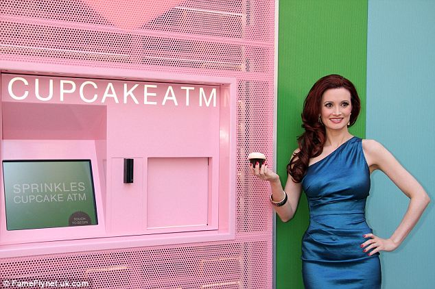 Cupcake Vending Machine