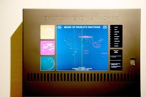 Emotion Vending Machine